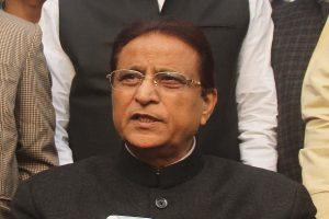 FIR against SP's Azam Khan for his vile 'khaki underwear' jibe at Jaya Prada