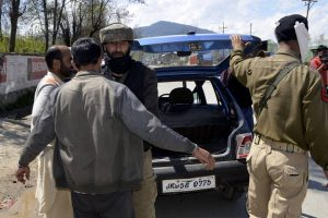 Kashmir: 2 terrorists killed in Watergam shootout