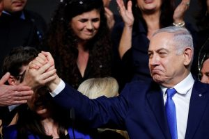 Benjamin Netanyahu looks to form right-wing government after victory