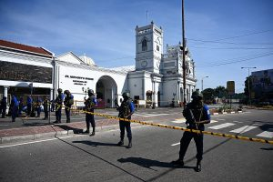Local Islamist extremist group suspected behind Sri Lanka blasts, govt probing 'international links'
