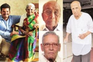 Centenarian voters recall peaceful polls of the 1950s and '60s