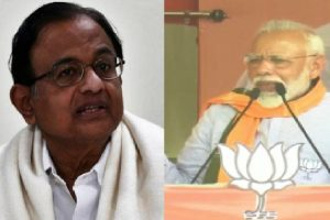 Does PM take us for bunch of idiots, asks Chidambaram over PM Modi's caste remarks
