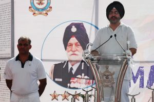 Indian Air Force holds half-marathon to mark birth centenary of Marshal Arjan Singh