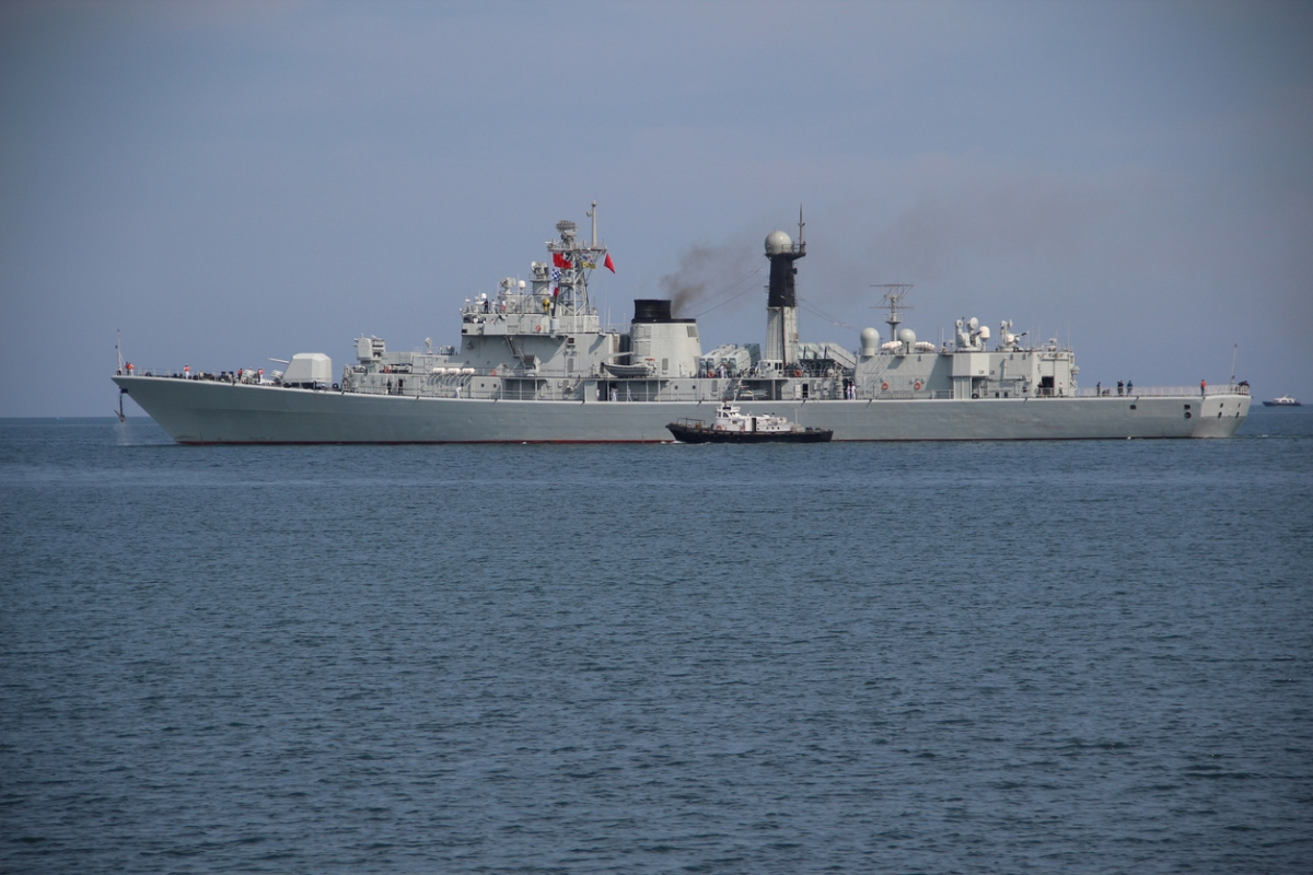 Dragon, China, Indo-Pacific region, IOR, Indian Navy