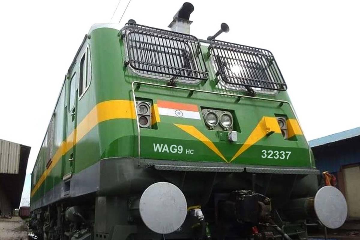 Chittaranjan Locomotive Works, CLW, Maximum service speed, electric locomotives,