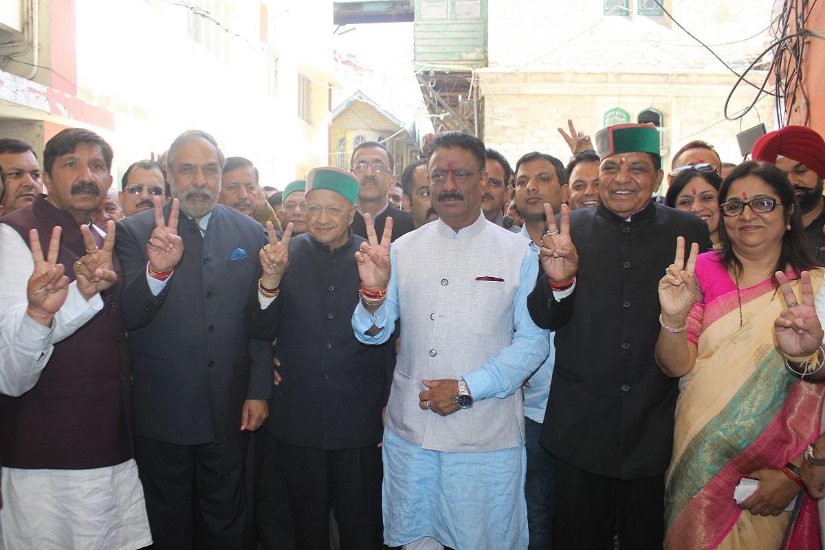 Congress, Shimla, Narendra Modi, Anand Sharma, Lok Sabha elections, Himachal Pradesh