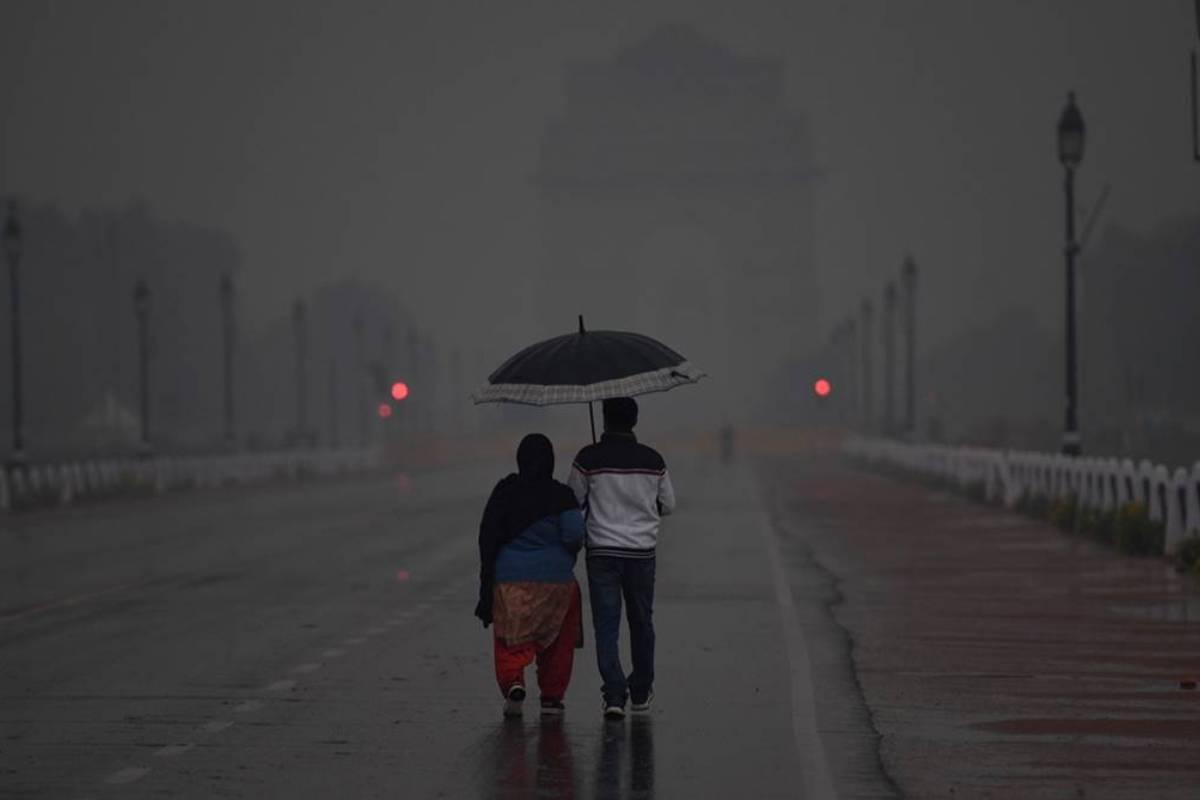 Rainfall, Delhi-NCR, Western Uttar Pradesh, Dust Storm
