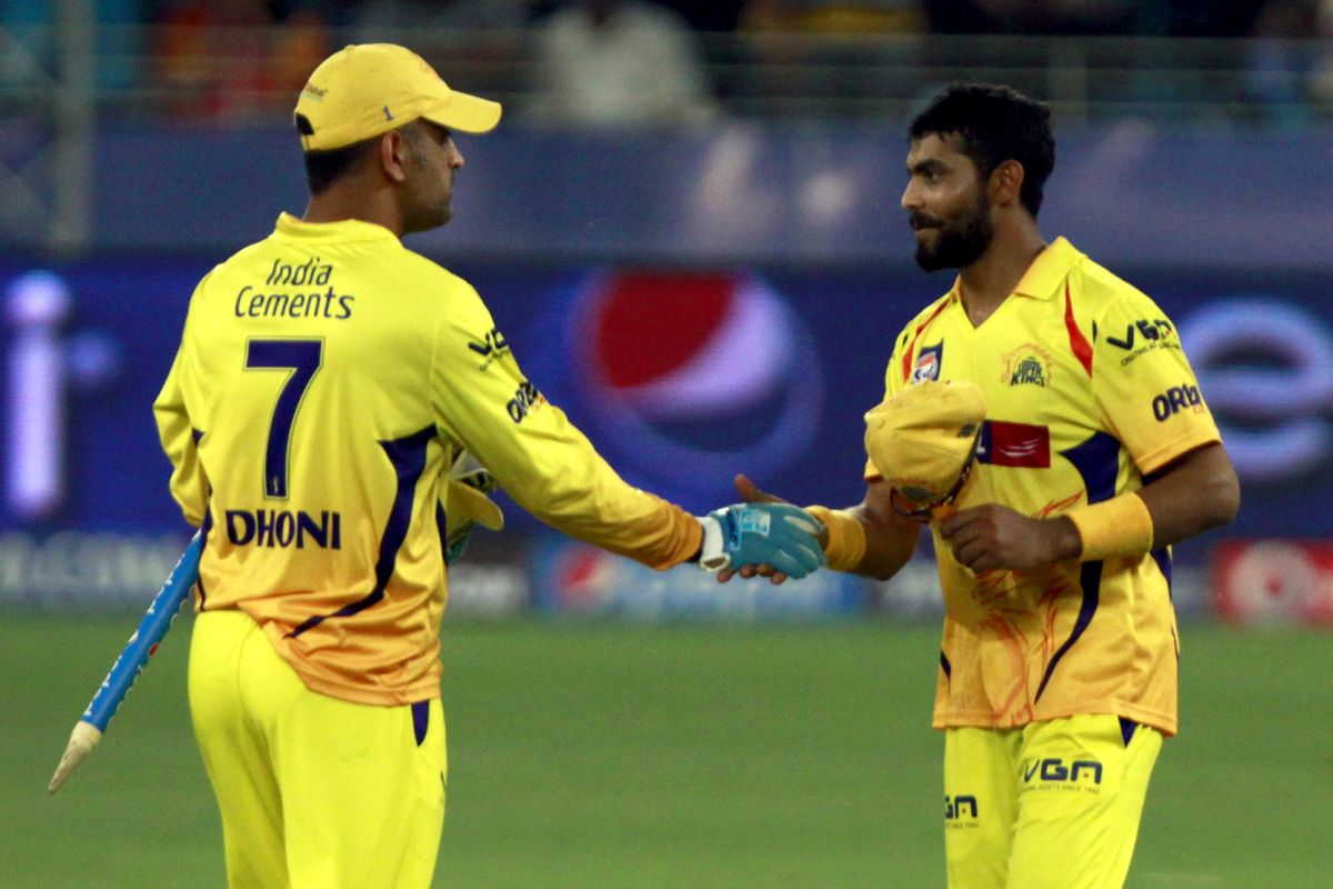 MS Dhoni, Ravindra Jadeja pretty sick, both are unwell: Stephen ...