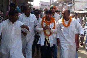 Embarrassment for Nitish Kumar as JD-U nominee Dr Varun Kumar returns Sitamarhi ticket