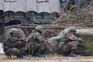 4 LeT terrorists killed in encounter in J-K's Pulwama; 3 jawans, 1 cop injured