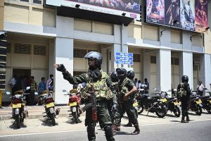Fresh explosion near Colombo four days after deadly blasts, no casualties reported