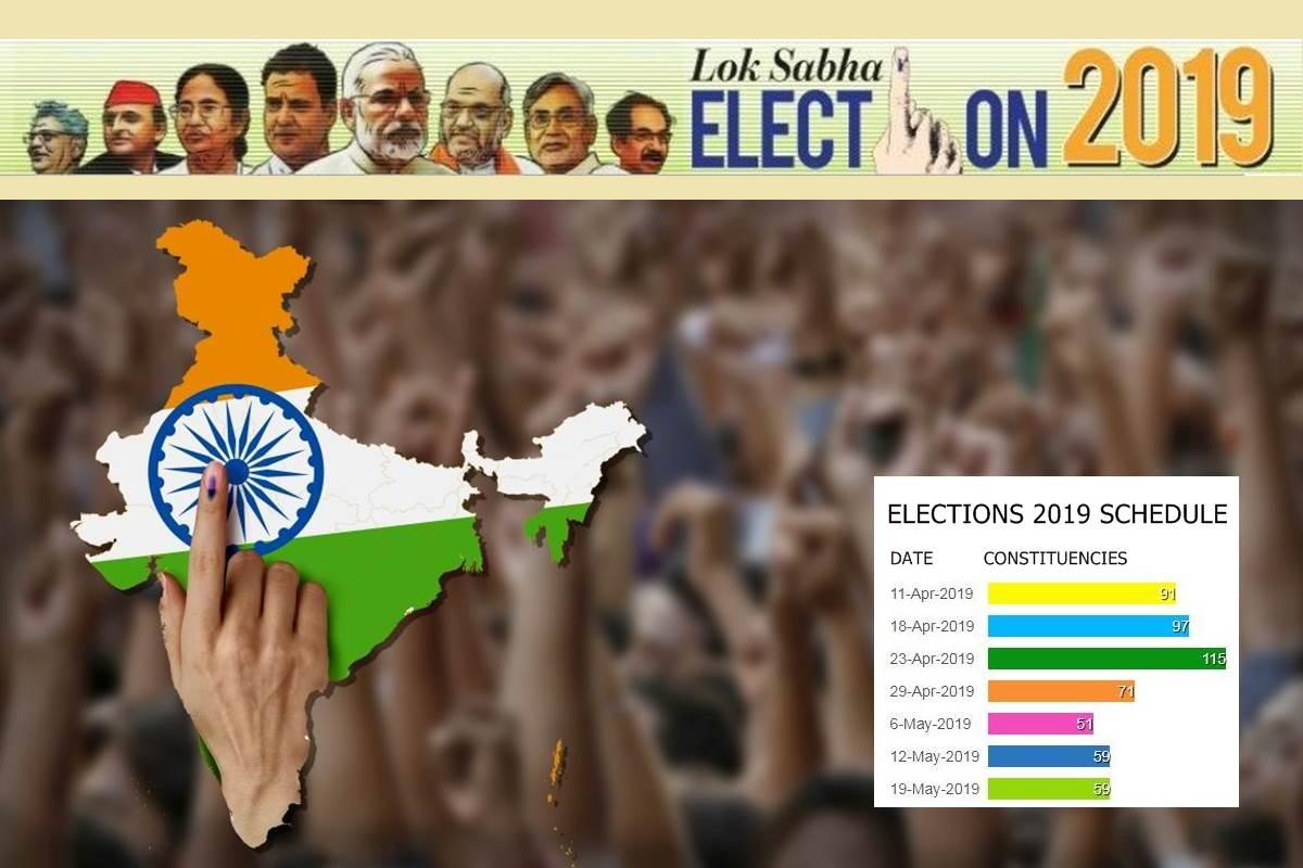 Elections 2019, Lok Sabha Elections 2019, LS polls, April 18, 2019 Lok Sabha elections second phase