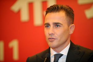 Italian coach Fabio Cannavaro steps down as China football coach