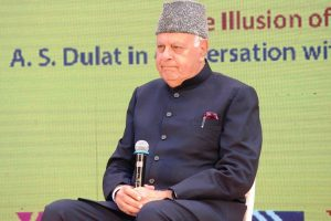 Farooq Abdullah says Yasin Malik's NIA custody won't help achieve anything