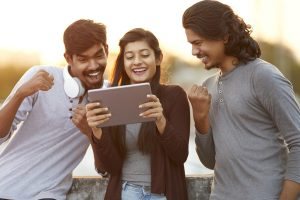 The rising popularity of online gaming among millennials