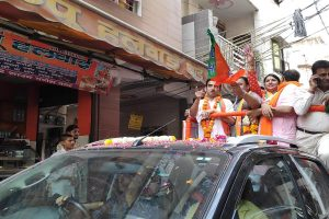 After EC order, case filed against Gautam Gambhir for holding rally without permission in East Delhi