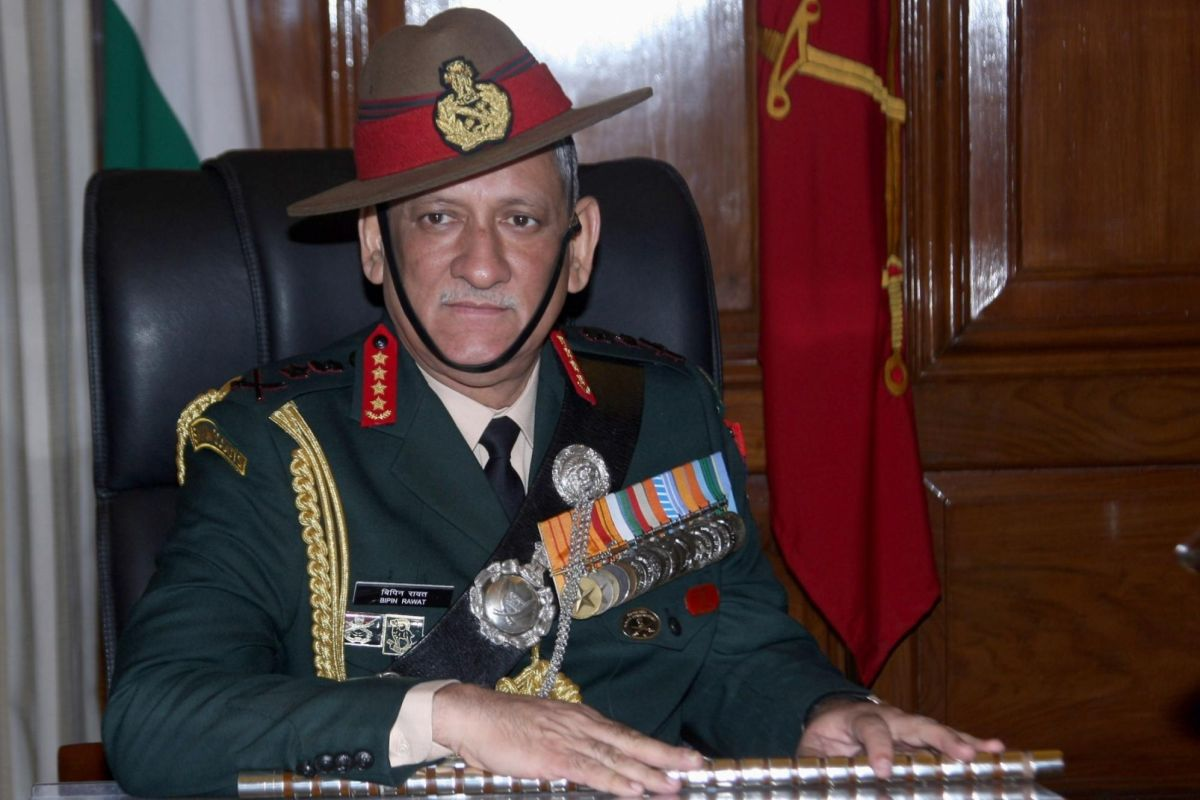 On maiden visit to US, Army chief Gen Bipin Rawat to discuss India-Pakistan tensions