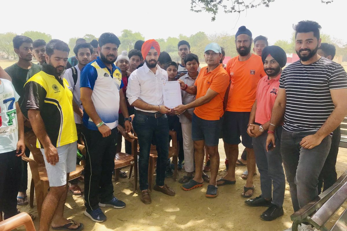 Delhi Hockey Association appoints Gursimran Singh as new Vice President
