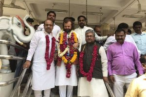 Udit Raj dumped, Hans Raj Hans BJP North West Delhi candidate
