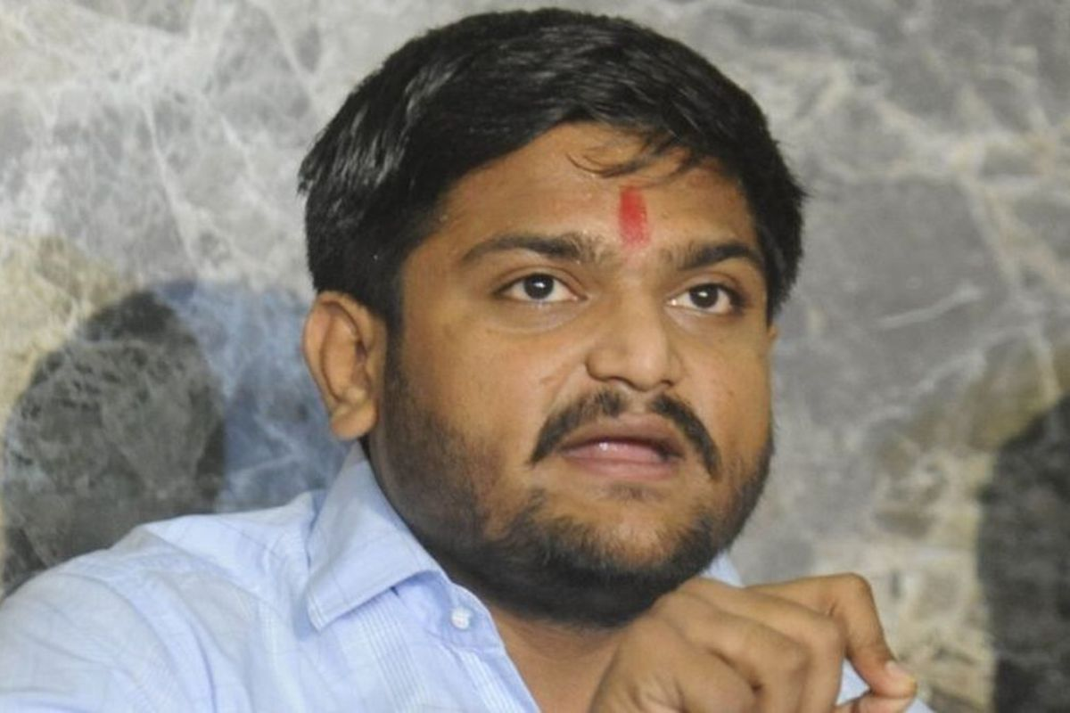 Congress leader Hardik Patel arrested for evading sedition case trial