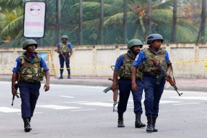 ISIS claims 3 militants blew themselves during gun battle in Sri Lanka raid