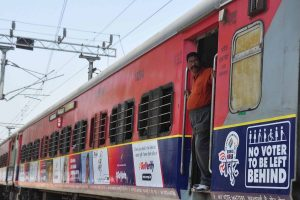 Surprise raids conducted as part of 'Operation Thunder' against illegal e-ticketing | IRCTC