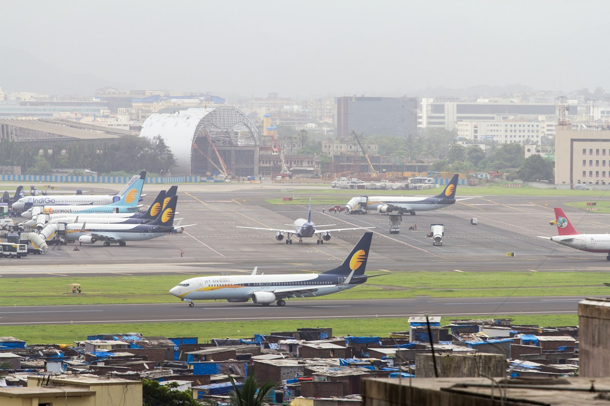 Stocks of SpiceJet and InterGlobe Aviation (IndiGo), on the other hand, gained as they are poised to fill in for Jet's lost business by pressing into operations more aircraft. SpiceJet has already declared induction of Boeing 737-800A to increase its ferrying capacity