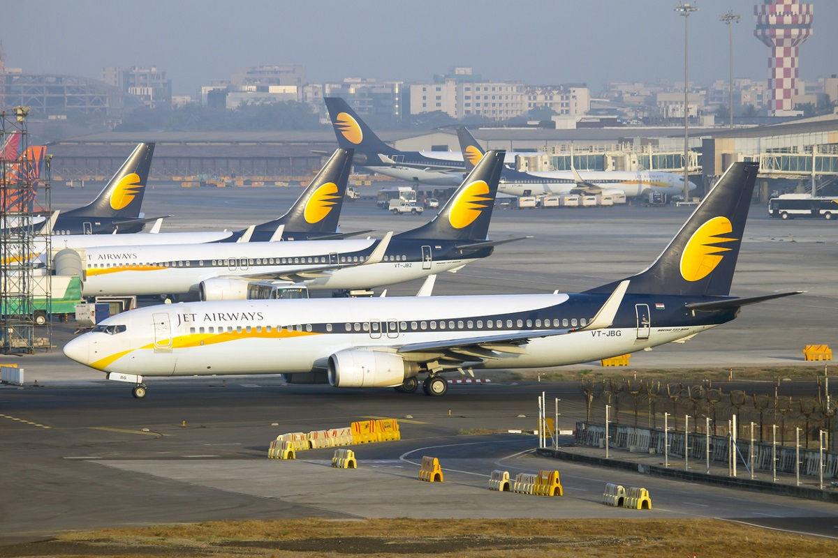 Even as now grounded Jet Airways completes its 26th anniversary, Shiv Sena affiliated Bharatiya Kamgar Sena has threatened industrial action at the Mumbai airport if the airline's employees are not paid their due salaries.