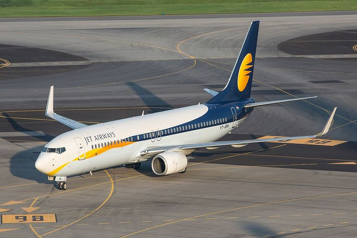 "Shares of Jet Airways rose by nearly 3 per cent Friday after SBI chairman Rajnish Kumar said the lenders have received two ""unsolicited"" bids for the company and ""one"" more is expected by the end of the day, keeping the hopes for the revival of the grounded carrier alive."