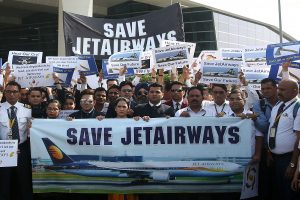 Jet Airways pilots urge SBI to release funds, ask PM Modi to help save 20,000 jobs