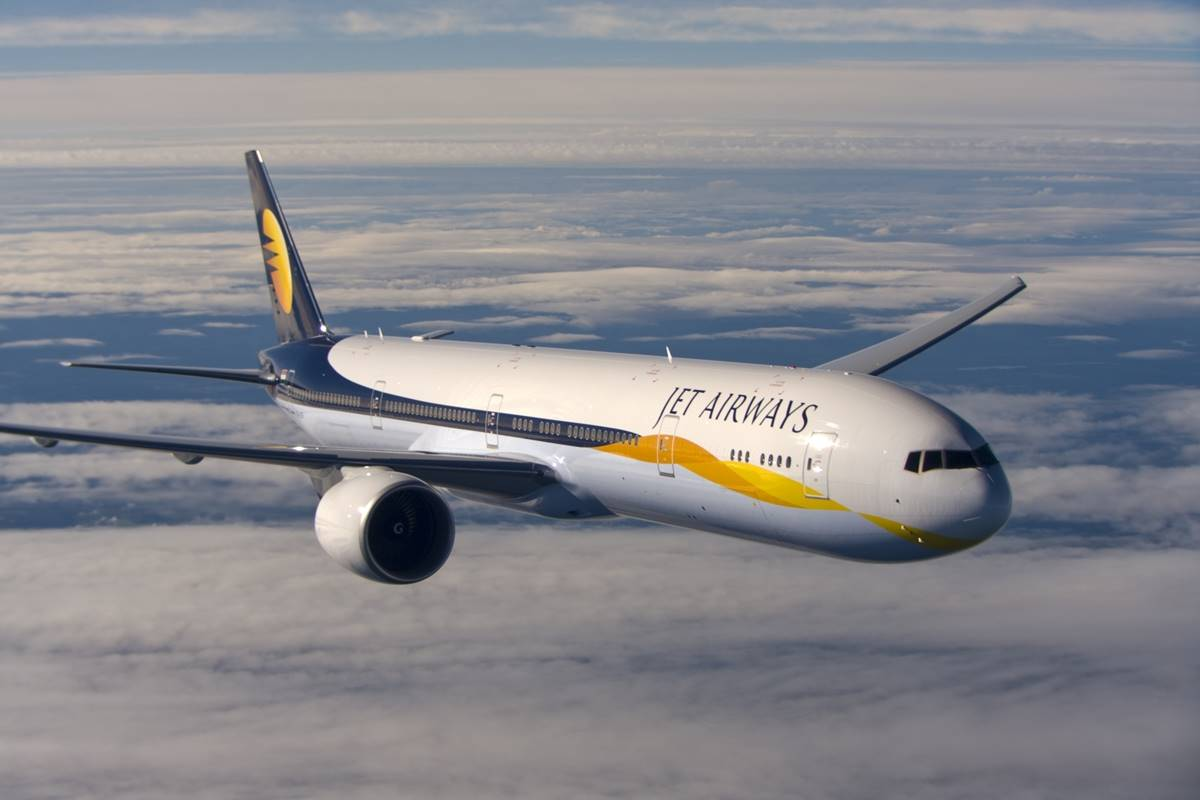 Jet Airways suspends all international flights for Thursday