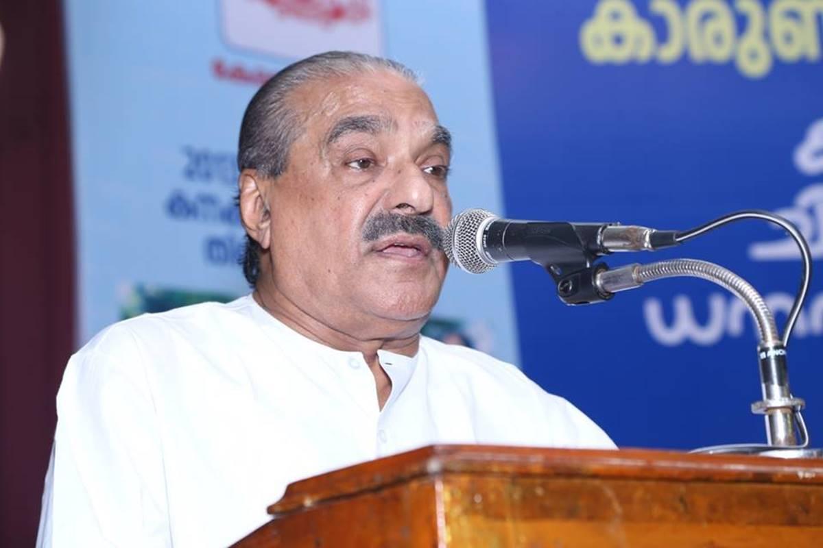 KM Mani, Kerala, Kerala Congress (M), 2019 elections, Lok Sabha Elections 2019,