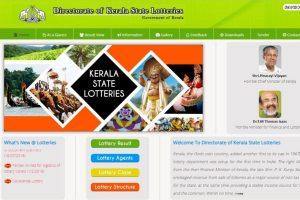 Kerala Karunya lottery KR 391 results 2019 announced atkeralalotteries.com | First prize won by Kottayam resident