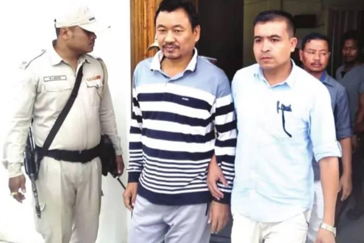Manipur, Manipur drug trade, Lukhosei Zou, Manipur BJP, N Biren Singh, Okram Ibobi Singh