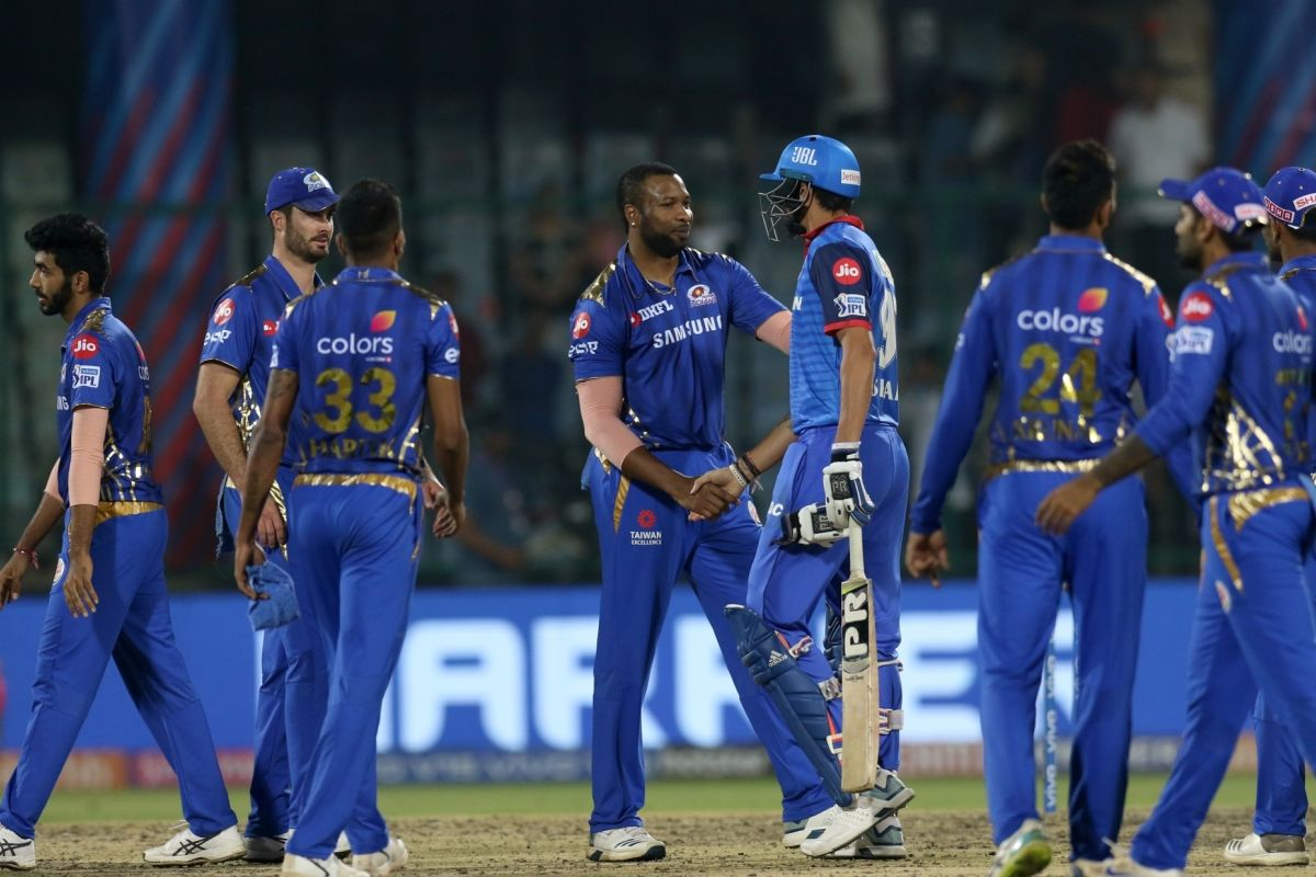 IPL 2019: Mumbai outplay Delhi by 40 runs to gain 2nd spot