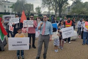 Minority groups allege 'worst kind of genocide' in Pakistan, hold rally in US