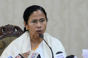 BJP writes to EC over alleged Mamata biopic