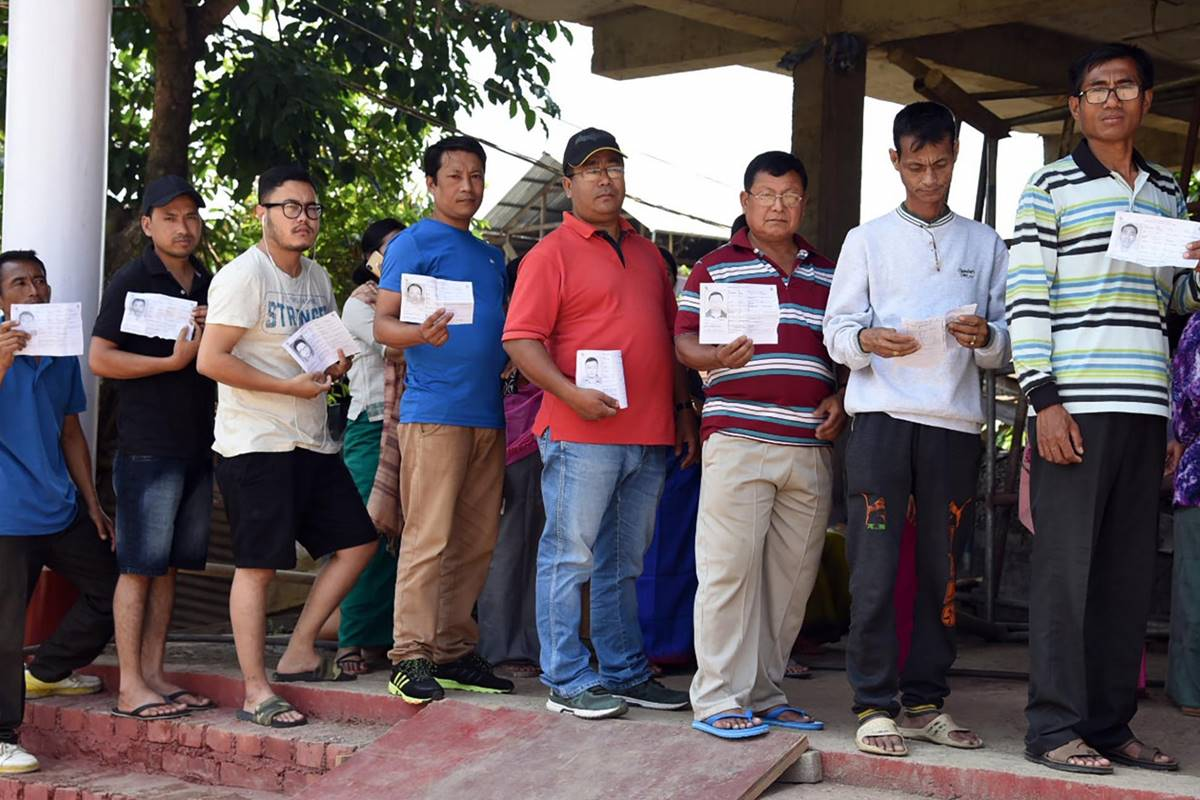 2019 General Election: Varied factors at play in Manipur