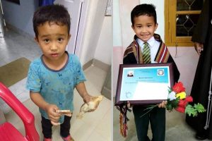 Mizoram boy with a heart of gold becomes toast of the Internet