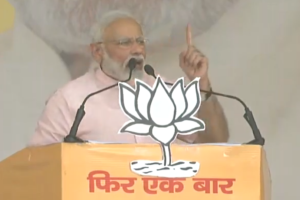 Some are putting nation on line just to get rid of Modi: PM in Uttar Pradesh