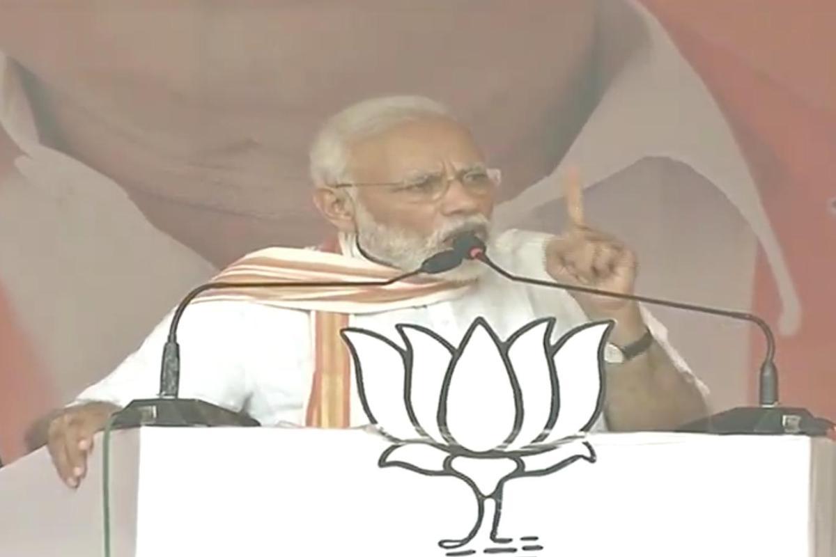 Chitradurga, PM Modi, Congress, JD(S)
