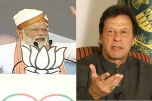 Imran Khan backs PM Modi for second term, Kashmiri leaders take jibe at BJP supporters