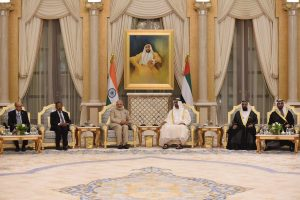 I accept honour with utmost humility: PM Modi on UAE Zayed Medal