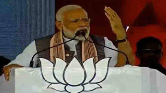 Fielding Pragya a reply to those who called Hindu civilisation terrorist: PM Modi