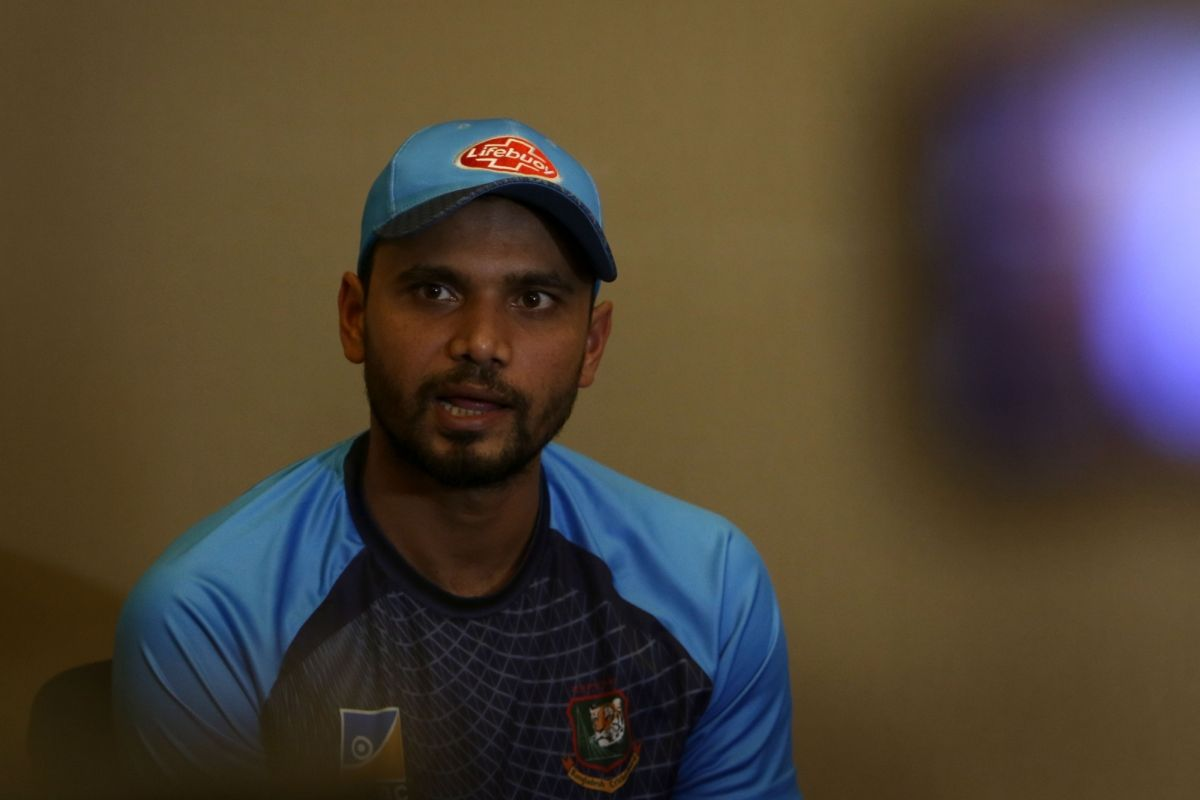 Bangladesh World Cup squad 2019 announced, Mashrafe Mortaza to lead
