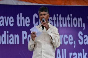 'I might be arrested': Chandrababu Naidu after EC replaces Andhra chief secretary