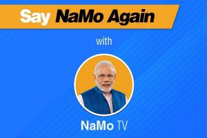 EC bars NaMo TV from airing political content, says programmes not pre-certified