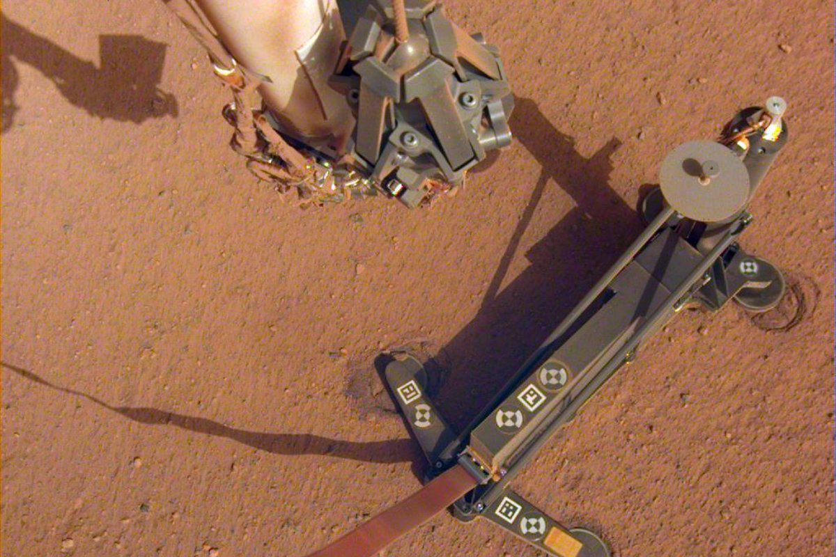 NASA InSight detects first Marsquake on Red Planet, shares audio of seismic event