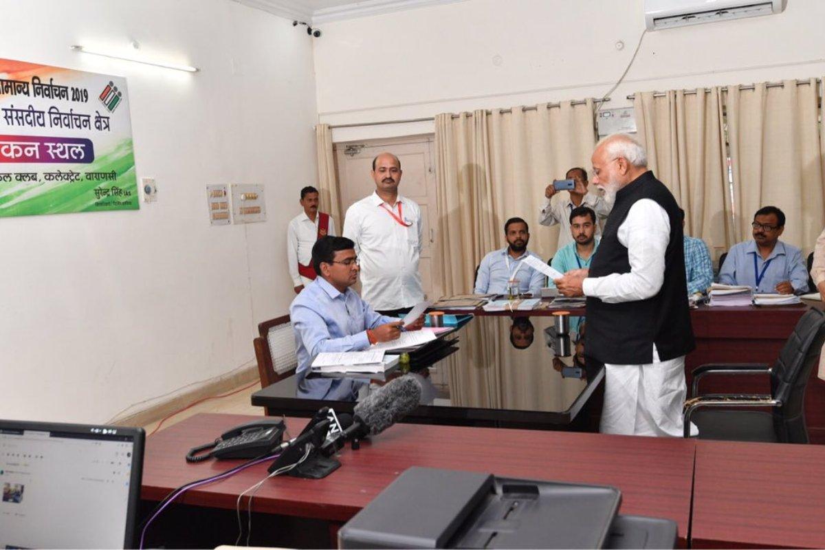 PM Modi, Assets, Varanasi, Affidavit