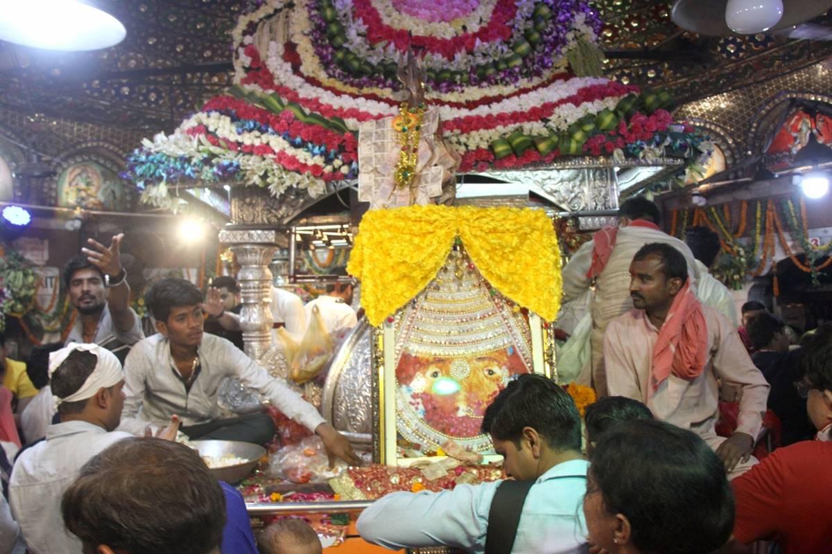 Navratras, Navratri, Navratri 2019, Mughal rule, Chandni Chowk, Connaught Place, Jhandewala, Taimur Lang, Kalkaji temple, Kalkaji temple